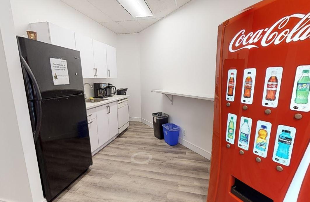 Break Room - Kitchen Area - Toronto Virtual Office