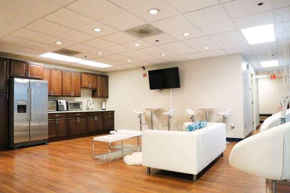 Break Room - Kitchen Area - Beltsville Virtual Office