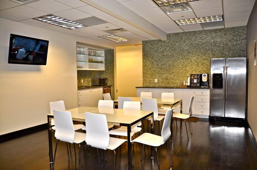 Break Area in Coral Gables Virtual Office