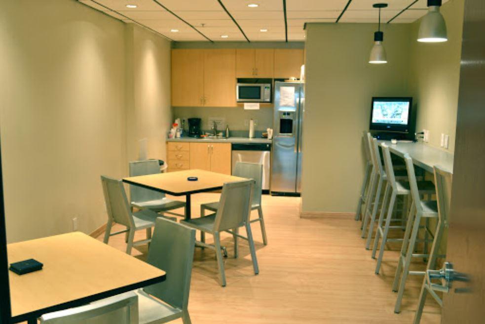 Break Room - Kitchen Area - Tucson Virtual Office