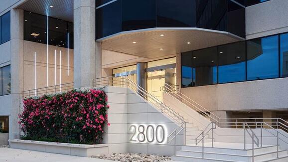 Alexandria Business Address - Building Location