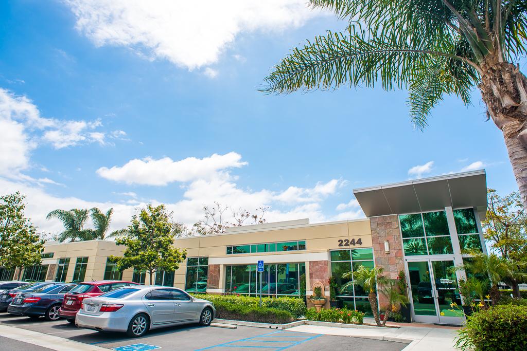Carlsbad Business Address - Building Location