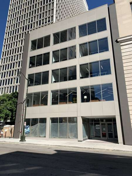 Detroit Business Address - Building Location