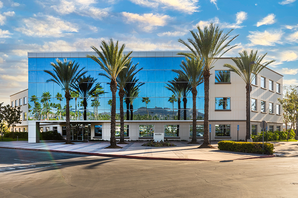 Foothill Ranch Business Address - Building Location