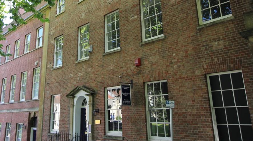 Bristol Business Address - Building Location