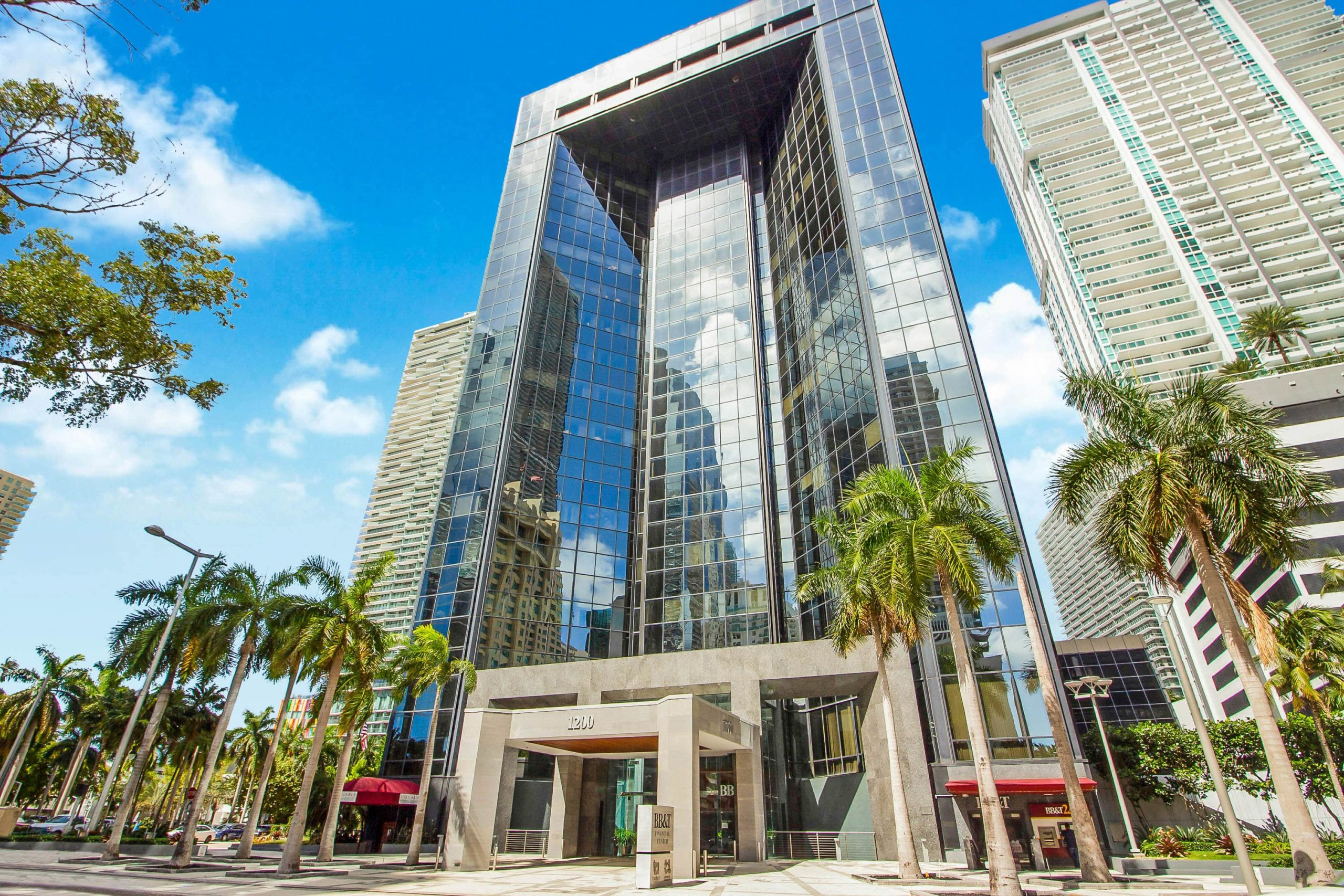 Miami Virtual Office Address Location