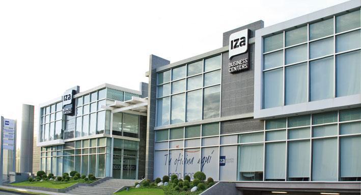 Monterrey (San Pedro) Business Address - Building Location