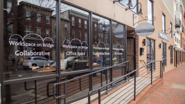 Phoenixville Business Address - Building Location