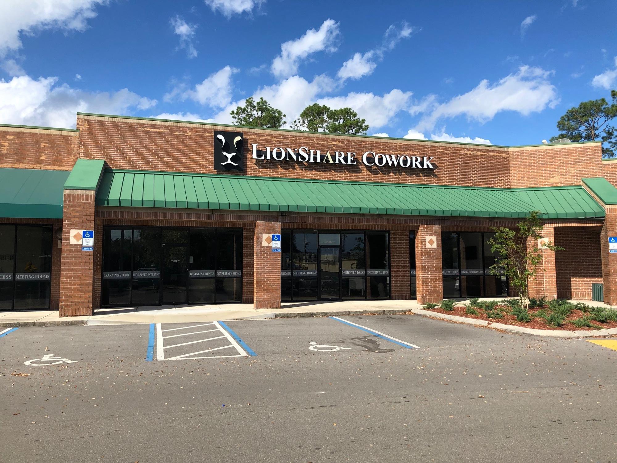 Jacksonville Business Address - Building Location