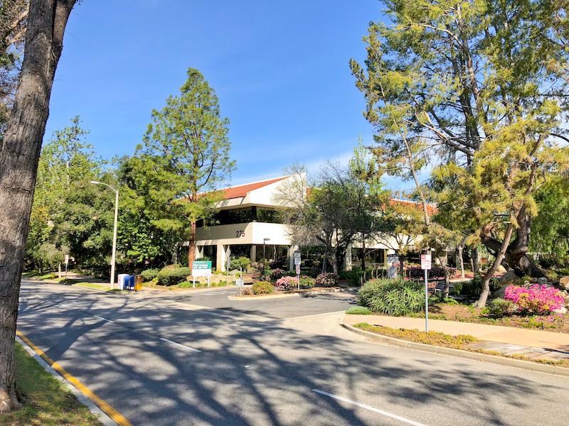 Thousand Oaks Business Address - Building Location