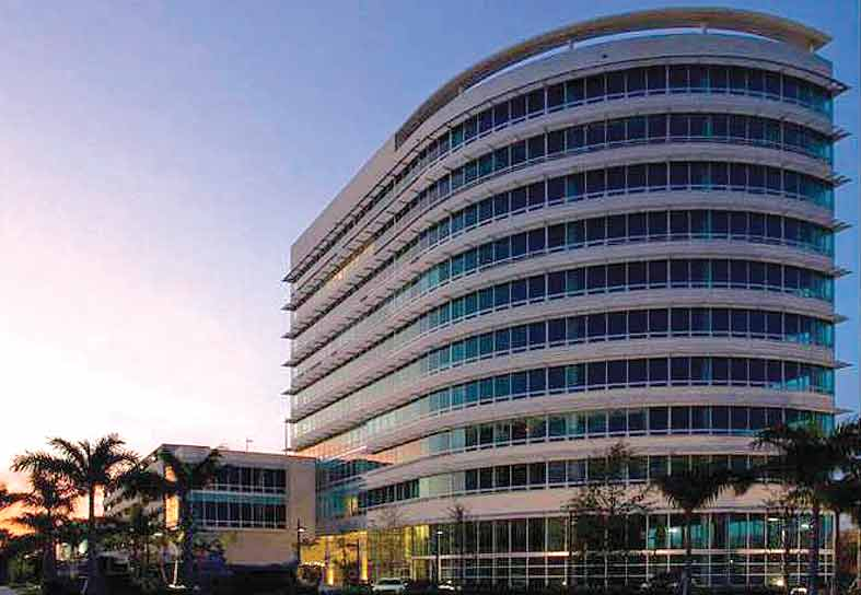 Aventura Business Address - Building Location