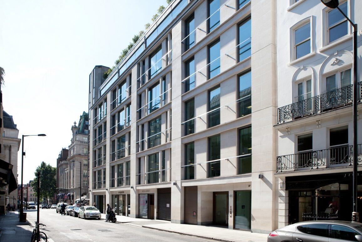 London Mayfair Virtual Office Address Location