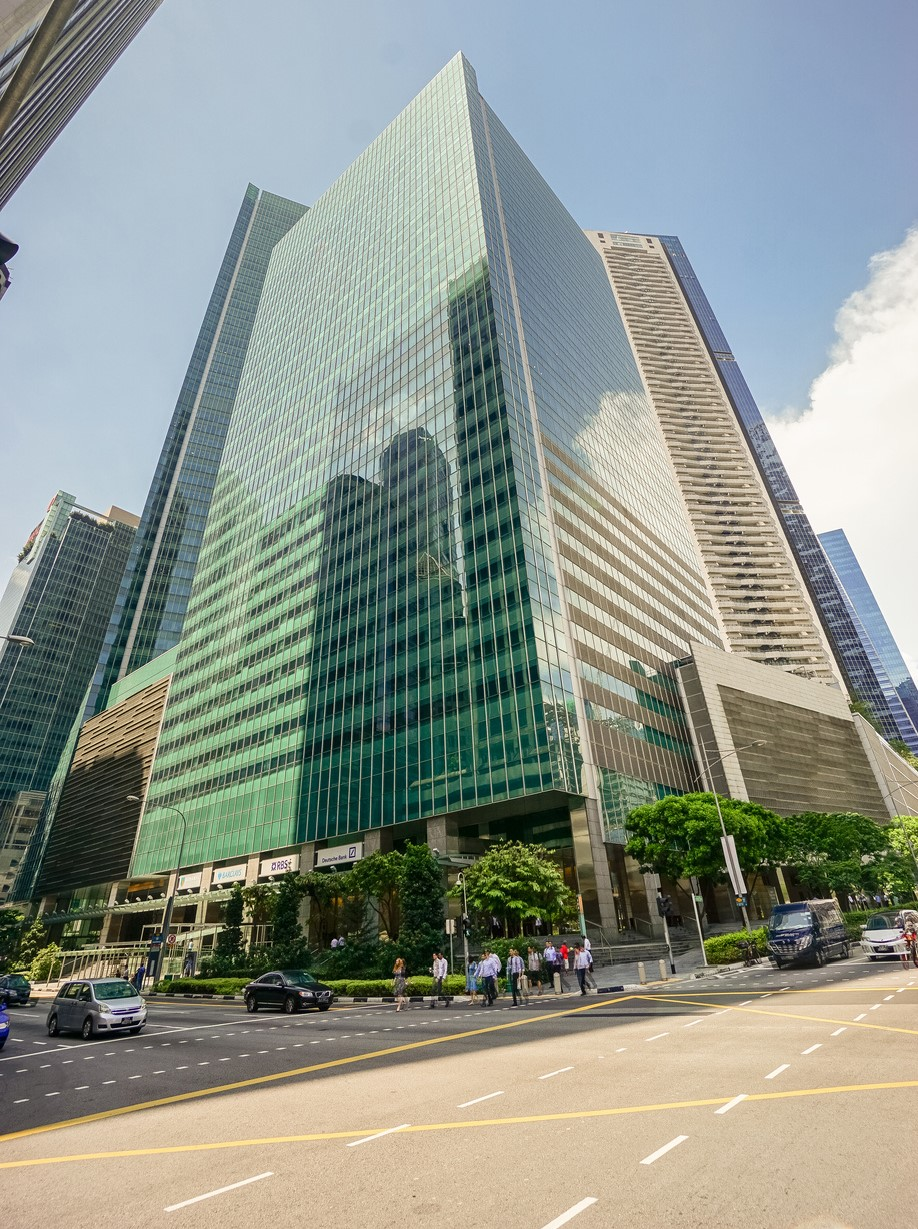Singapore Virtual Business Address, Office Location