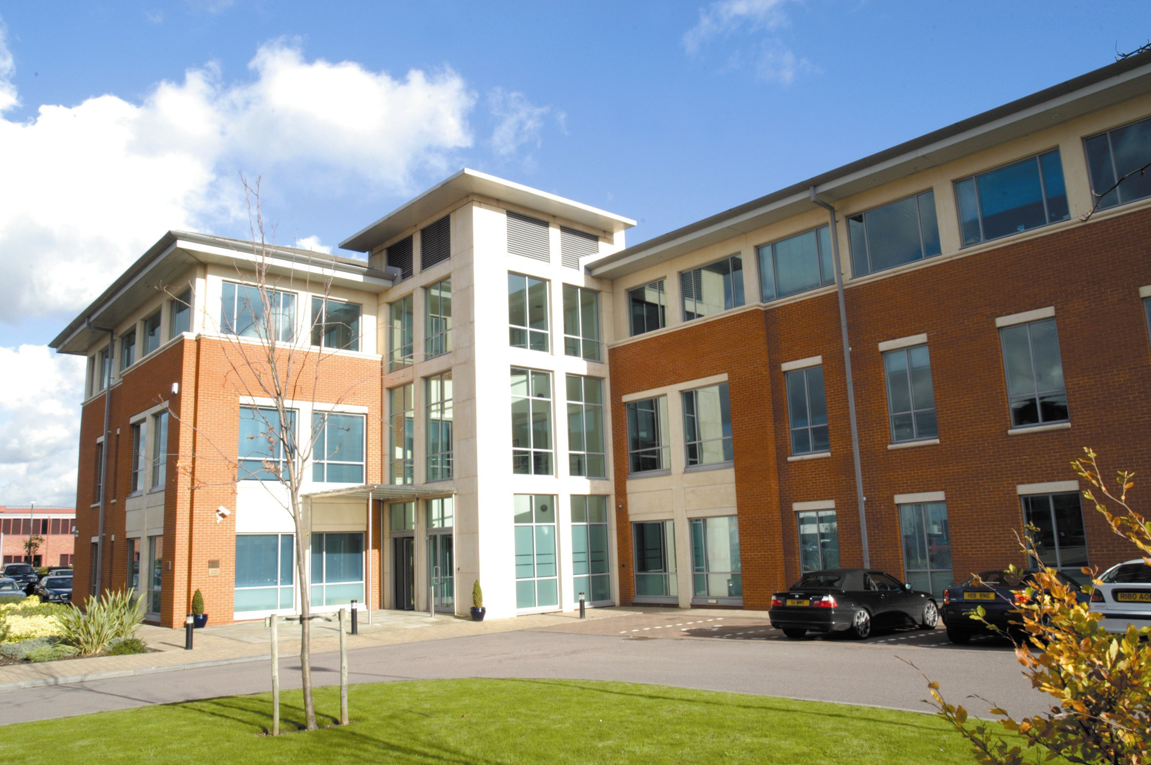 Solihull Business Address - Building Location