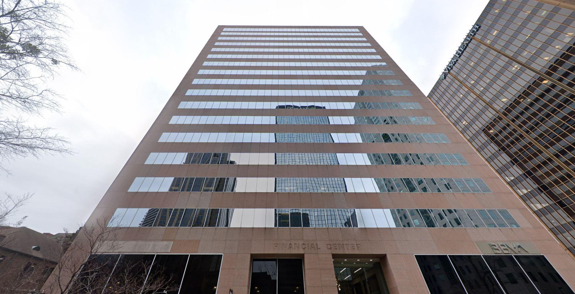 Birmingham Business Address - Building Location