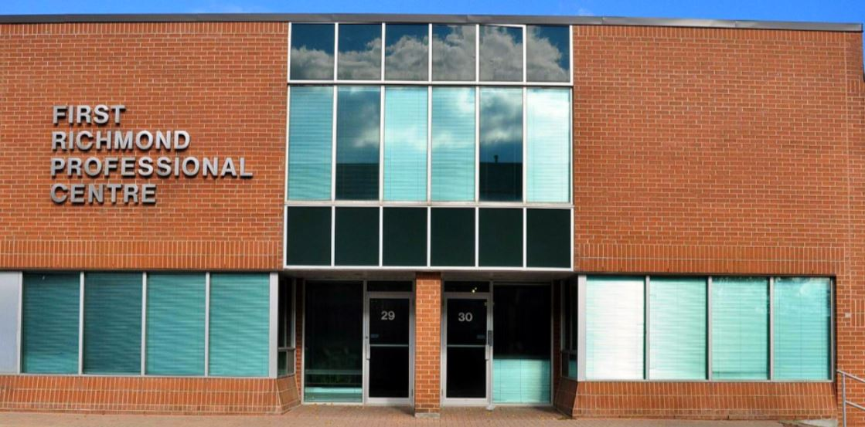 Richmond Hill Virtual Office Address Location