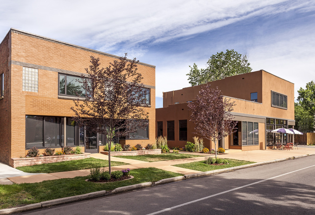 Denver Business Address - Building Location