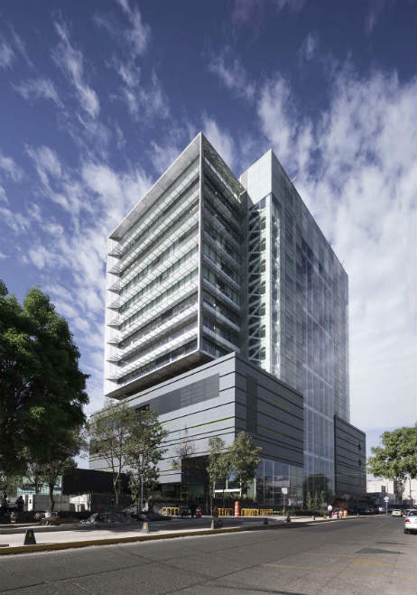 Mexico City Virtual Office Address Location