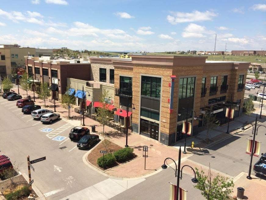 Aurora Business Address - Building Location