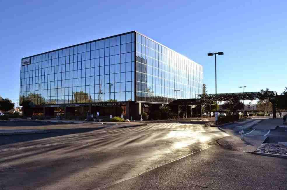 Tucson Virtual Office Address Location