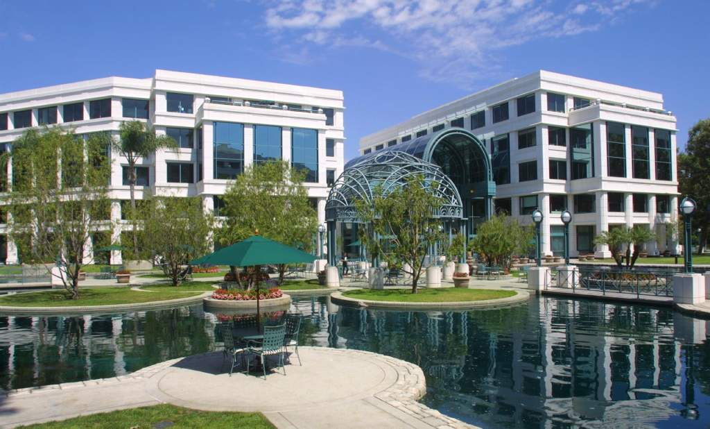Santa Monica Business Address - Building Location