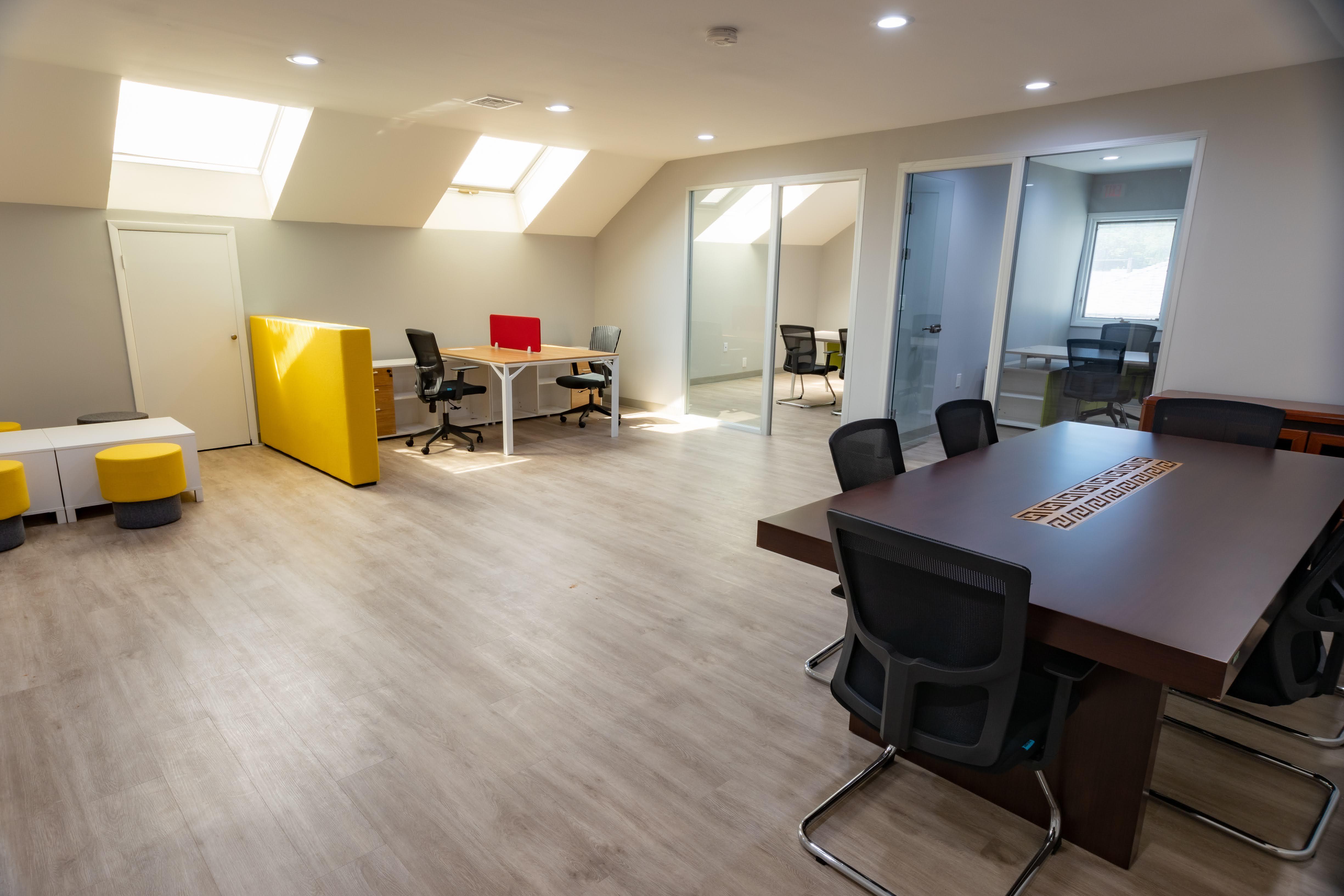 Springfield Virtual Office Address - Lounge Commons Area