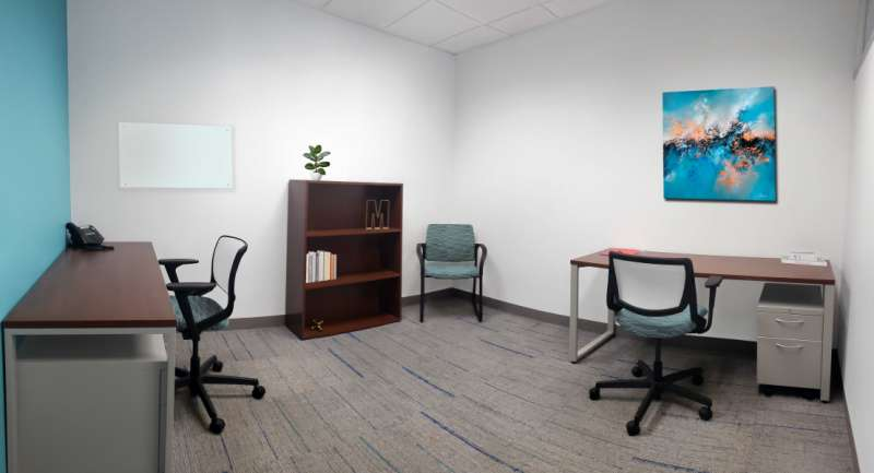 Washington Virtual Office Space - Comfortable Commons Area