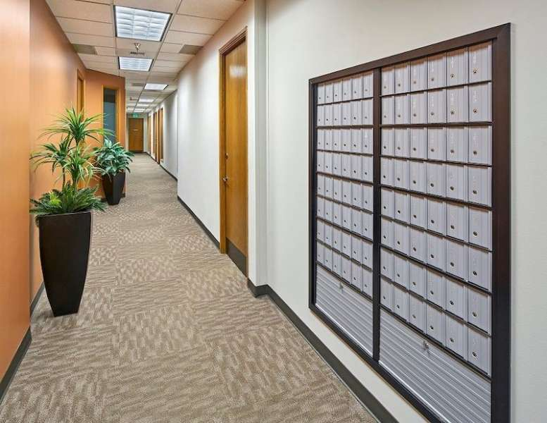 Seattle Virtual Office Address - Lounge Commons Area