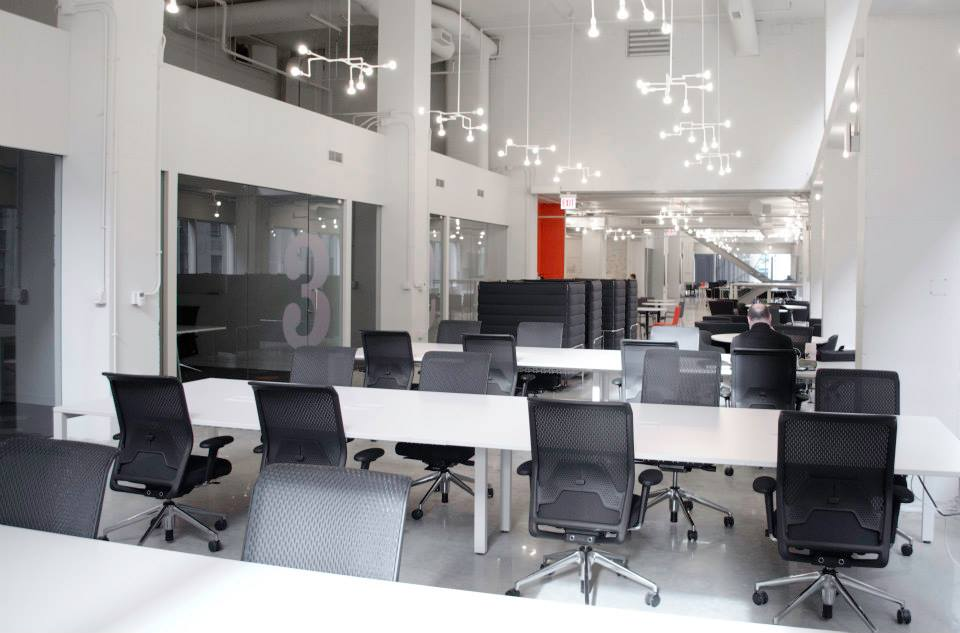 New York Virtual Office Space - Comfortable Commons Area