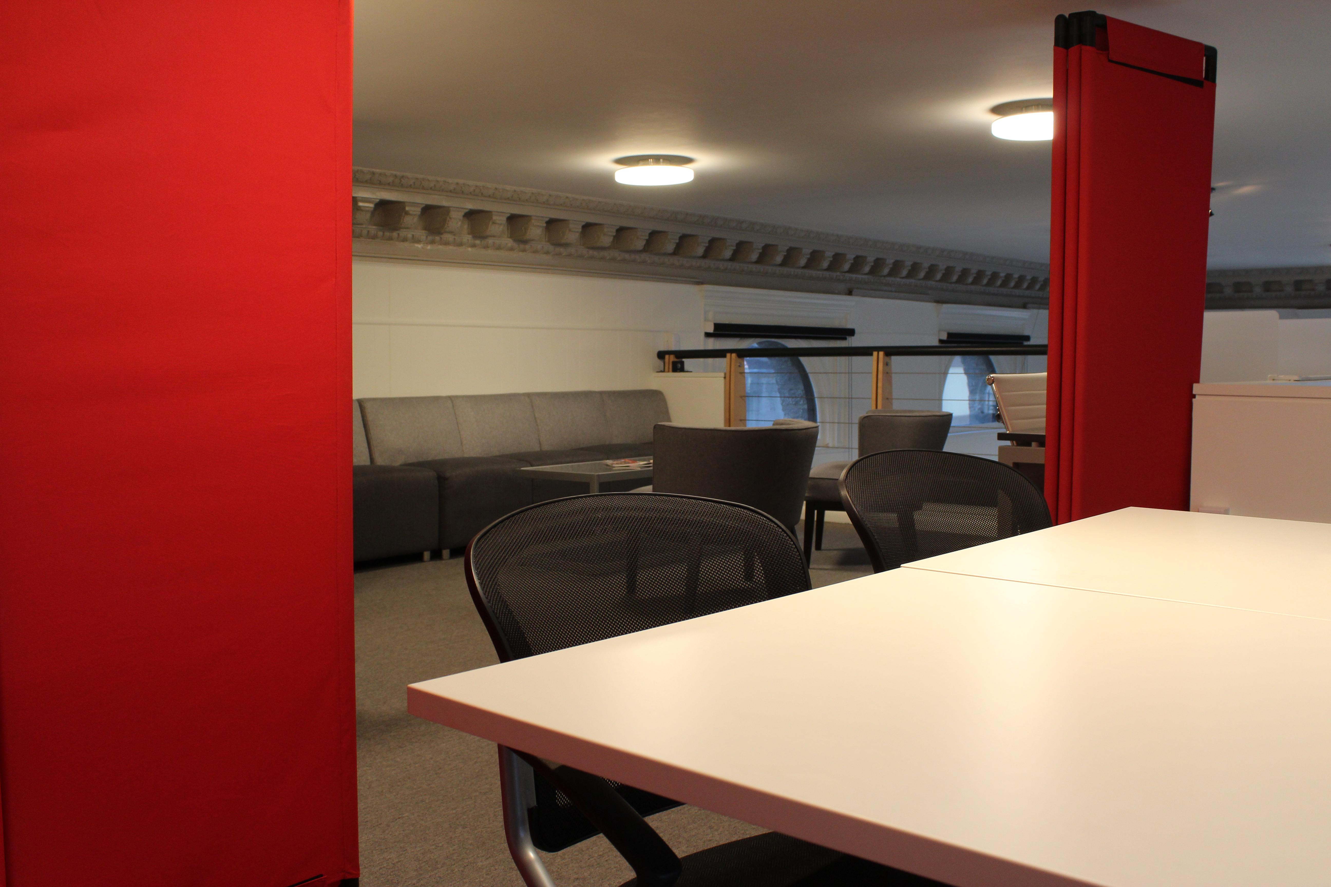 Catonsville Busines Address - Lounge Area