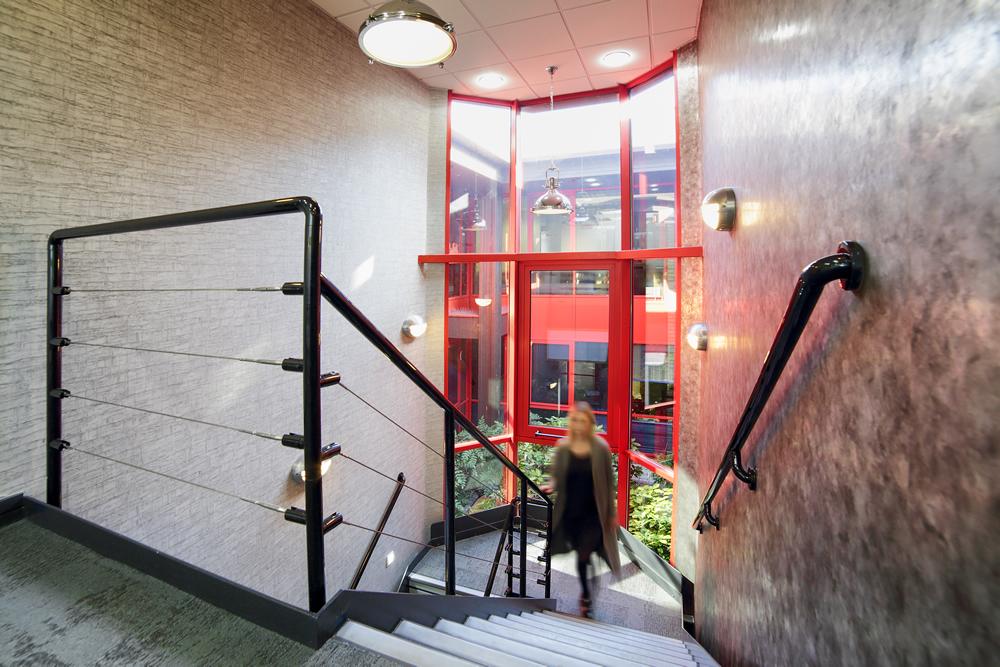 Newport Virtual Office Address - Lounge Commons Area