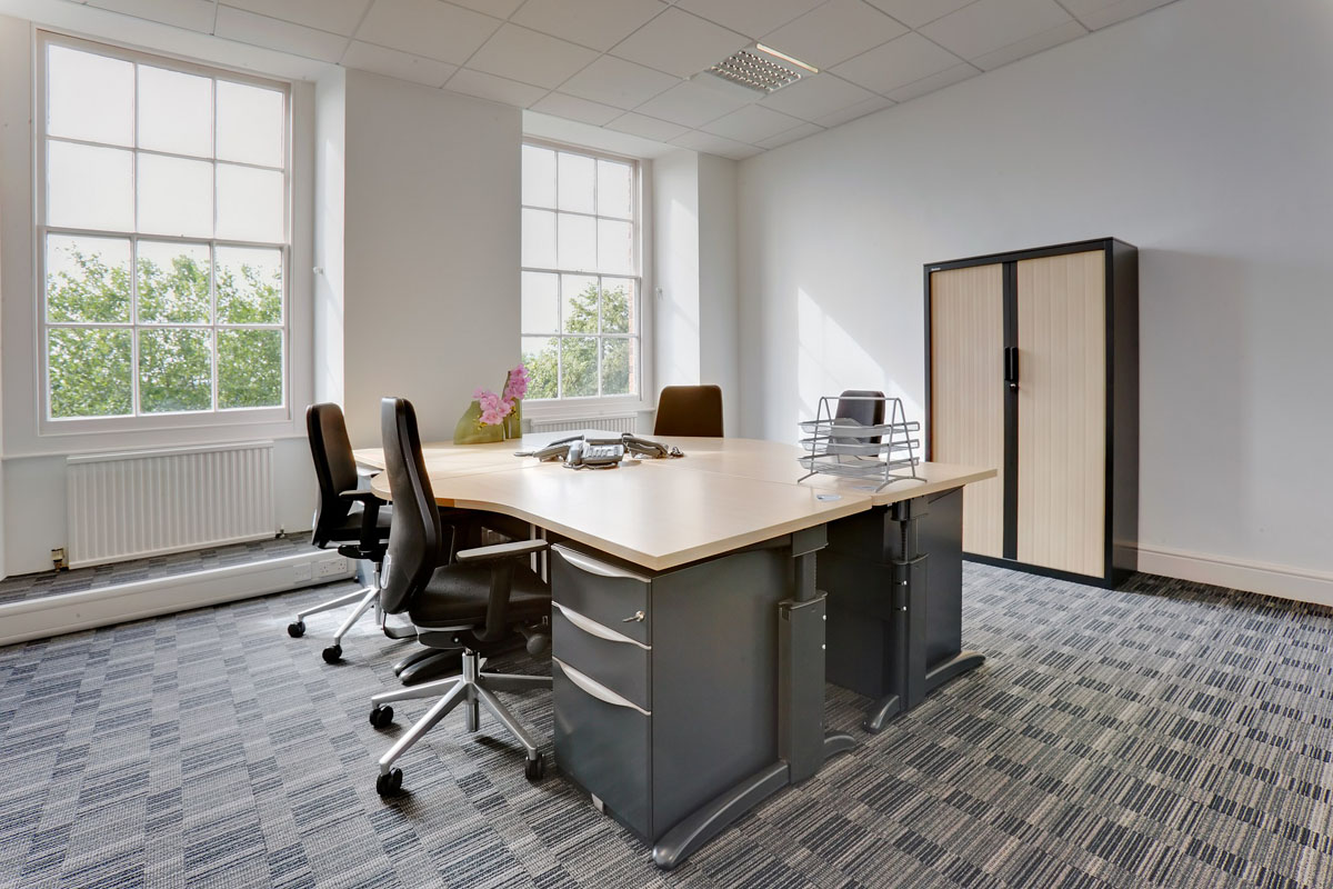 Bristol Virtual Office Space - Comfortable Commons Area