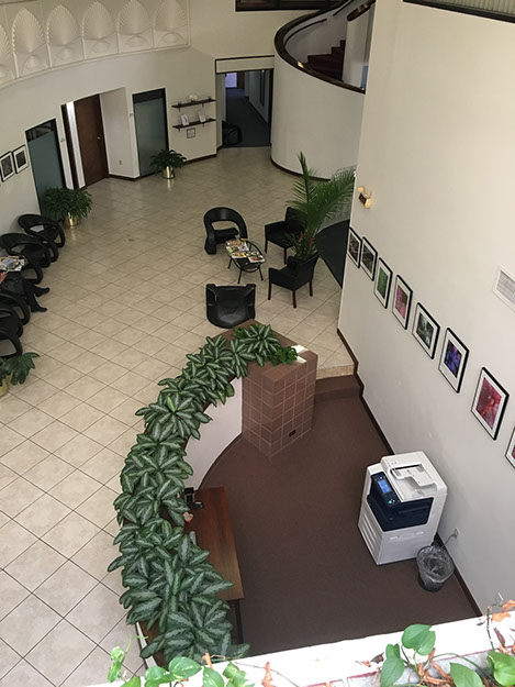 Clearwater Virtual Office Address - Lounge Commons Area