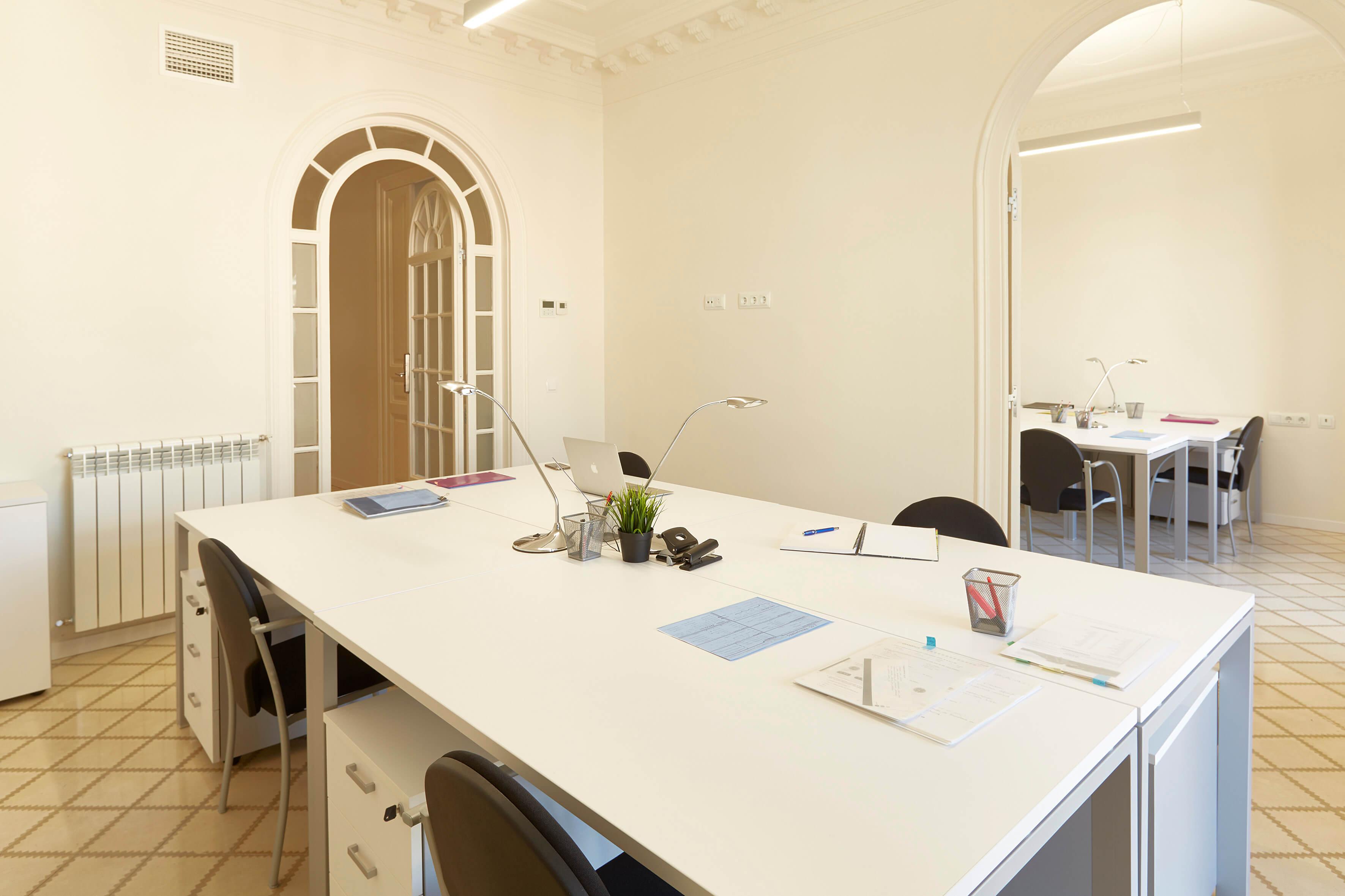 Barcelona Virtual Office Address - Lounge Commons Area