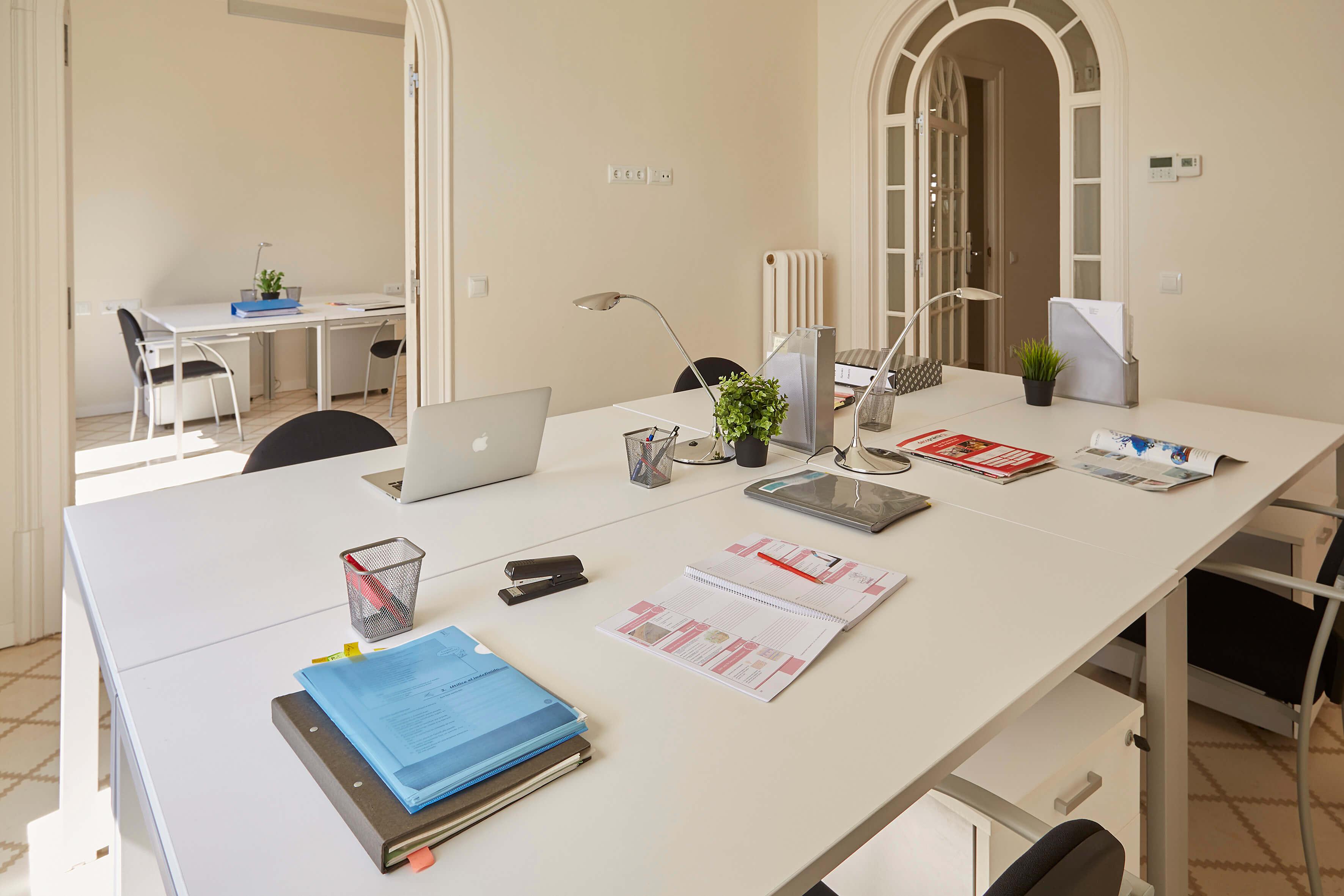 Barcelona Busines Address - Lounge Area