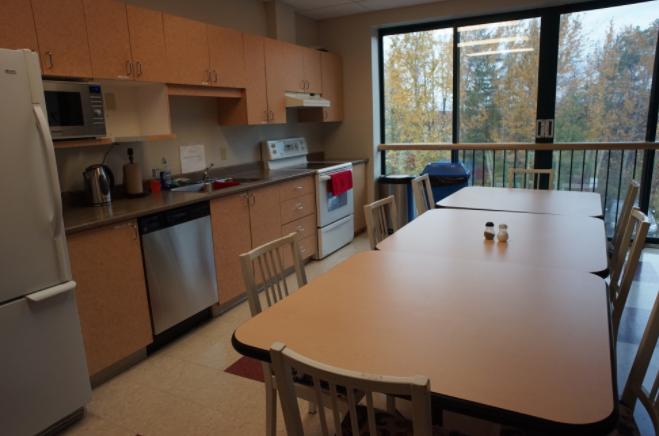 Ottawa Virtual Office Address - Lounge Commons Area
