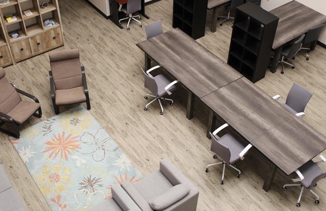 Katy Busines Address - Lounge Area