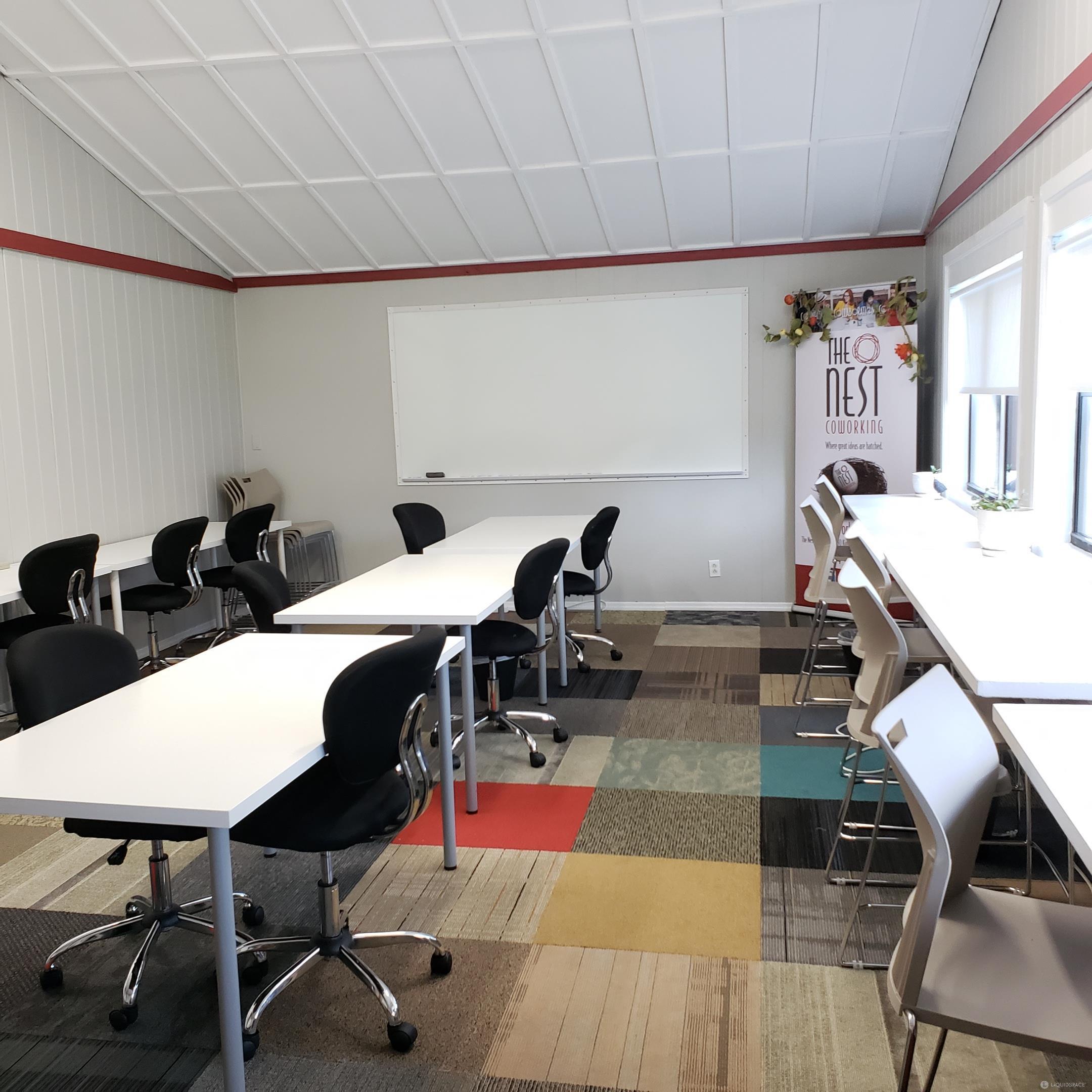 Orange Park Virtual Office Address - Lounge Commons Area