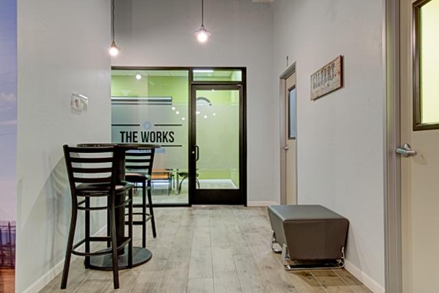 Gilbert Busines Address - Lounge Area