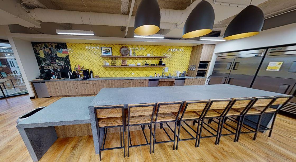 Dallas Busines Address - Lounge Area