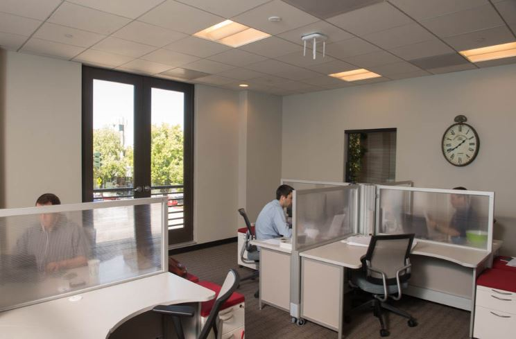 Walnut Creek Virtual Office Address - Lounge Commons Area