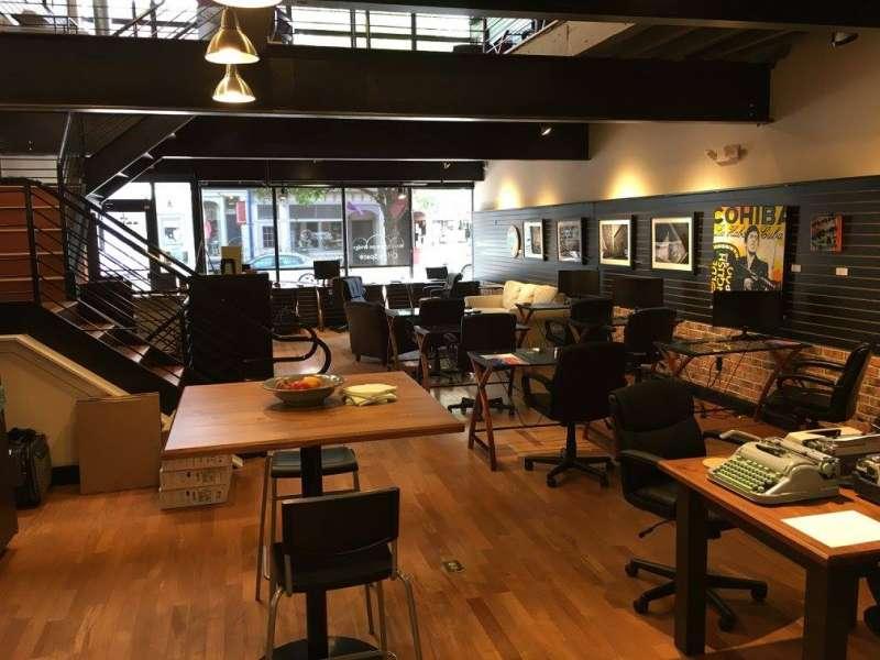 Phoenixville Busines Address - Lounge Area
