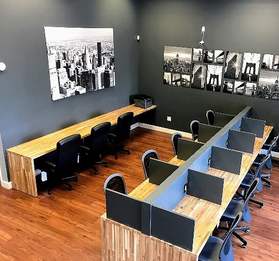 Orlando Busines Address - Lounge Area