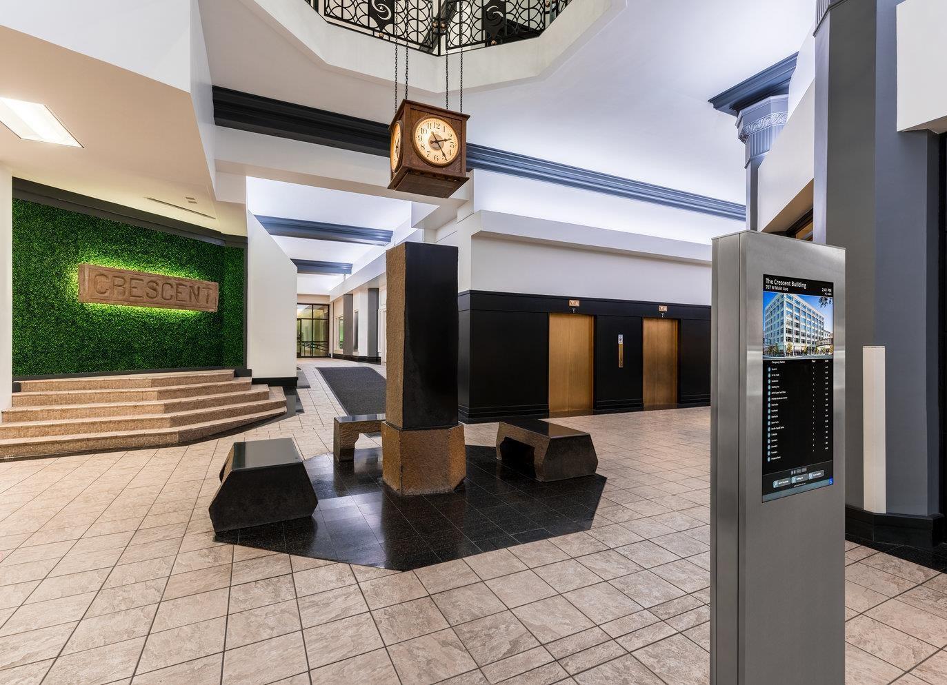 Spokane Virtual Office Space - Comfortable Commons Area