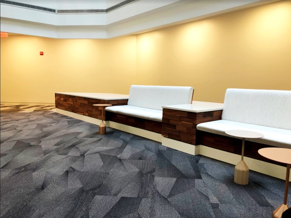 Fairfax Busines Address - Lounge Area