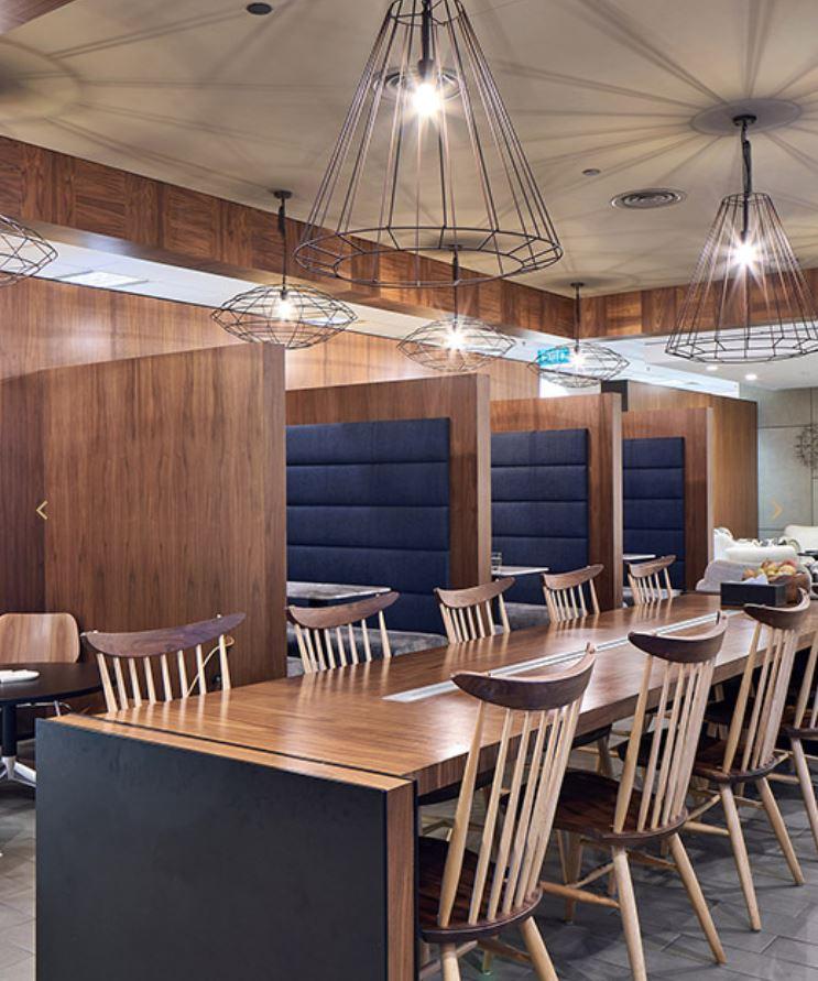 Singapore Busines Address - Lounge Area