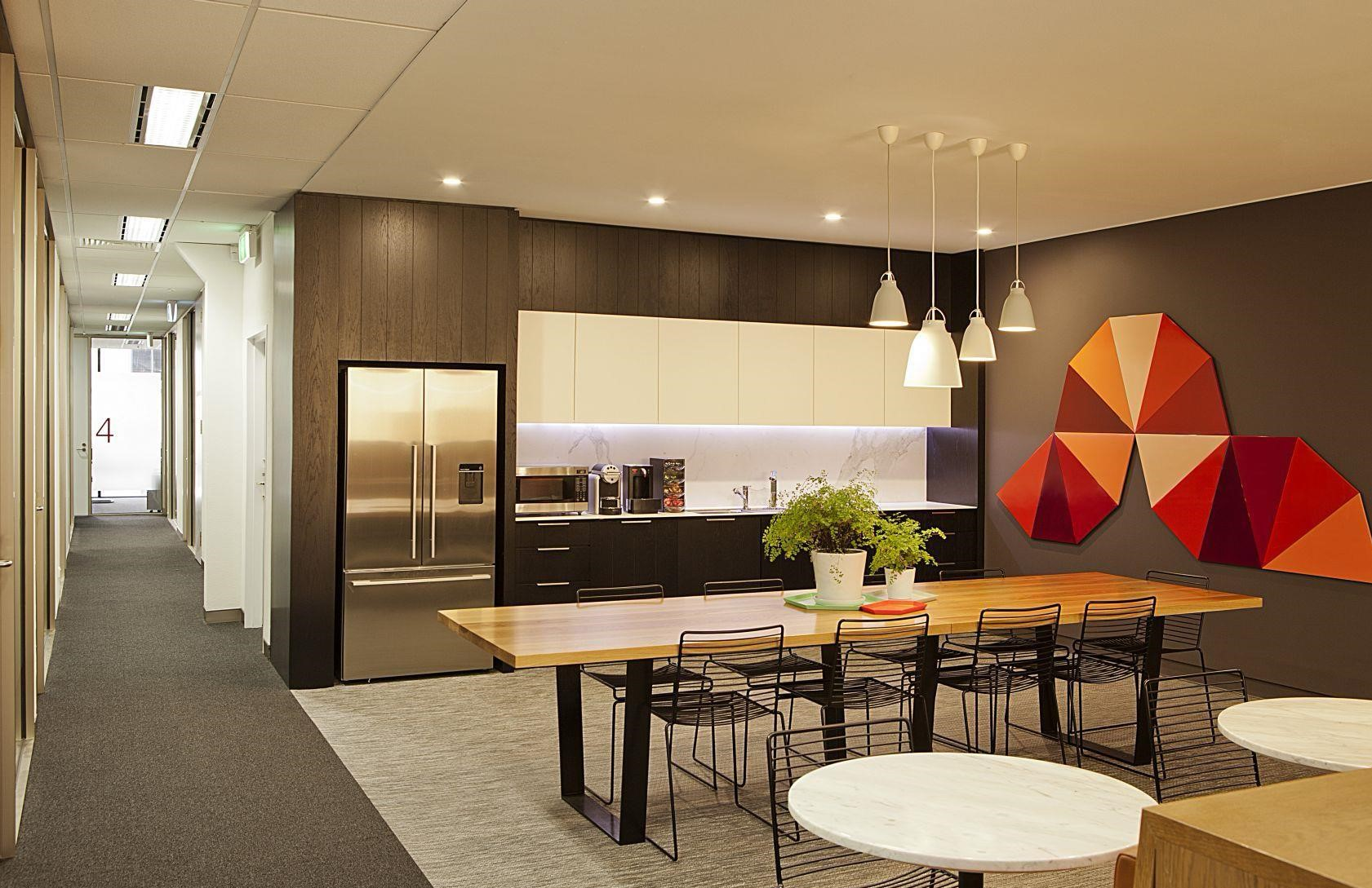 Melbourne Virtual Office Address - Lounge Commons Area