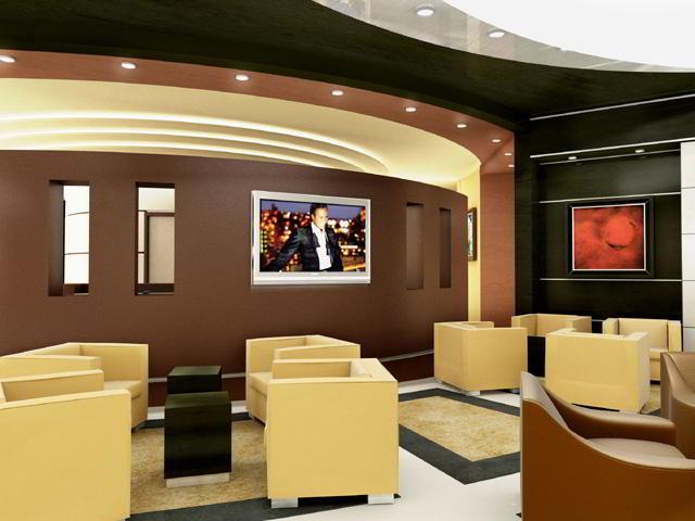 Dubai Virtual Office Space - Comfortable Commons Area