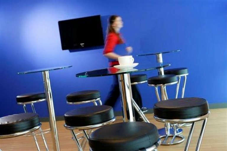 Solihull Busines Address - Lounge Area