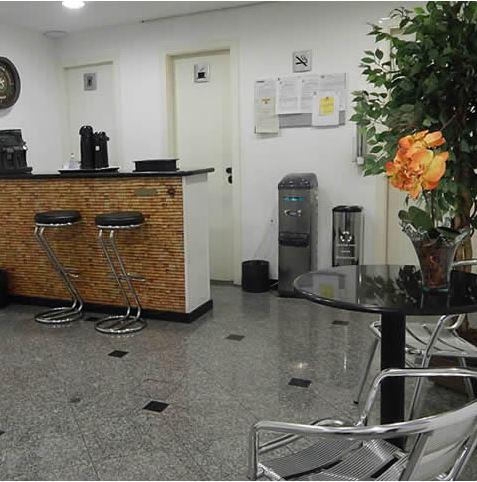 Sao Paulo Virtual Office Space - Comfortable Commons Area